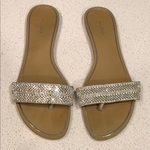 Sparkly sliders